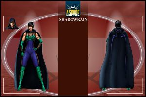 Shadowrain Turnaround by gwdill