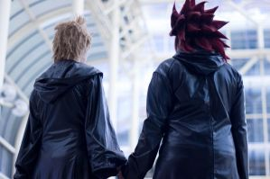 Organisation XIII: Hand in Hand by messr-remus-lupin