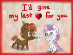 Happy Valentine's Day by Scarletts-Fever