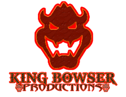 King Bowser Productions Revamped Logo by KingAsylus91