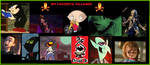 My favorite Villains College. by Smurfette123