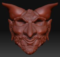 Devil WIP by suztv