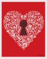 The Key To My Heart by fathi-dhia