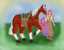 Epona's Song by AbominalSnowDemon