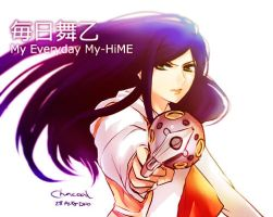 My Everyday My-HiME by Char-coal