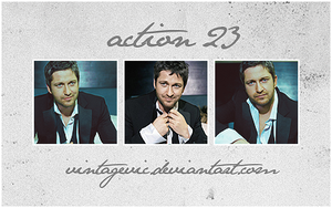 Action 23 by vintagevic