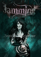 Jamming appications Frontpage by Niniel-Illustrator