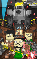 Origins Minecraft Style by Pvt-Arturo
