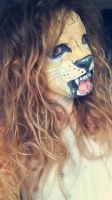 Lion by WolfiesMakeup