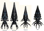 Reaper Comparisons by kavinveldar
