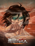 ATTACK ON TITAN by mchlsu