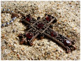 Cross by Freedom-Fighter