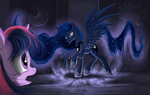 I am the only Princess of Equestria! by SakuraWolfer