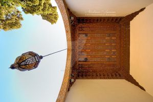 Ceiling by ashamandour