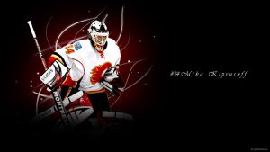 Mika Kiprusoff Wallpaper by Subkulturee