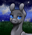 Midnight Portrait YCH CLOSED by Marsh-Mal-Oh