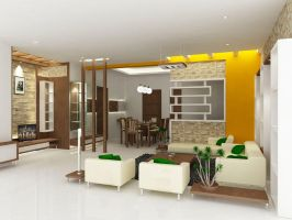 Residential interior - a by creativegenie