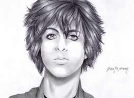 Billie Joe Armstrong by PapouJunkie