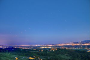 Hdr moon by Pureeavle