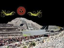 Teotihuacan by maryduran