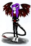 Nanami Fursona Entry by Mirarelle by ChellyWilson