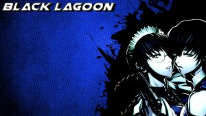 Black Lagoon Blue Wallpaper by TuXe99
