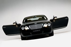 bentley continental GT by candas