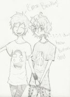I-I-I Don't Know Butters...... by melloandmattohya