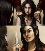 Lady Merreth: In the Wrong Hands by SYoshiko