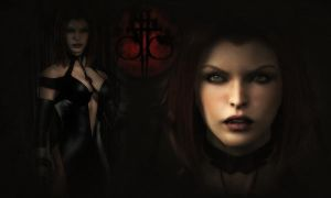Bloodrayne by IamRinoaHeartilly