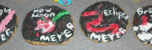 Twilight Christmas Cookies by AnimeChick4DDR