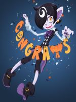 Devil's Candy Congrats! by curry23