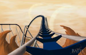 Coaster from Another World 2 by JBatts220
