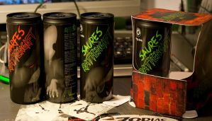 energy drink concept RATTENGIFT by SonicAdvance