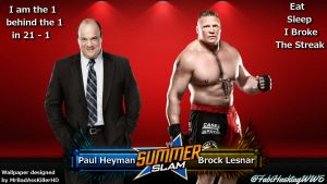 Brock Lesnar and Paul Heyman Wallpaper by Fabian-Winchester
