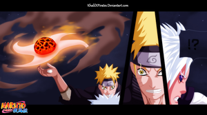 Naruto 673 - Naruto New Technique ! by KhalilXPirates