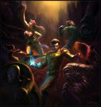 Pinoy Heroes by sibuloy