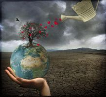 Celebrate earth day...everyday! by mariegart