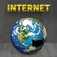 Internet Icon by cavemanmac