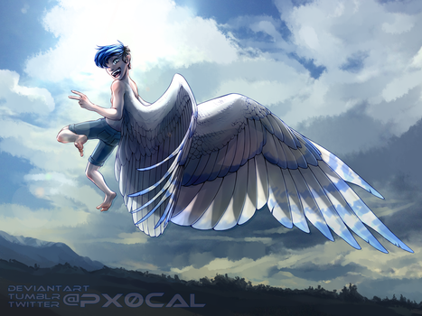 real angel crankgameplays by px0Cal