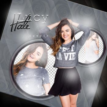 +PNG PACK | Lucy Hale by cundef