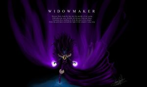 .widowmaker. by moiraabsinthe