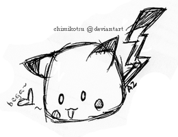Doodle: 001 by Chimikotsu