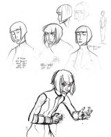 glados expressions by makani