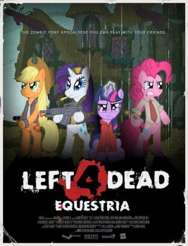 Left 4 Dead: Equestria by ozone48