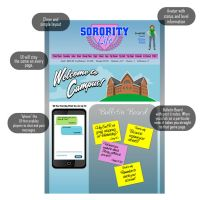Sorority Life Game Design2 by ChenUp