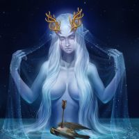 Ghilan'nain - Mother of Gallas by Risel