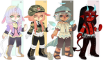 (CLOSED) Adopt Set 7 by TerraTerrific