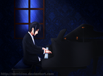 That Butler, Pianist by namisiaa