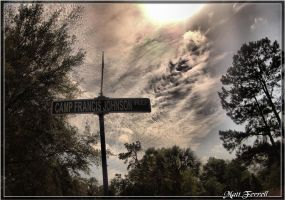 Streets and Clouds by AnimaSoucoyant